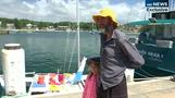 New Zealand father and daughter found in Australia after a month at sea
