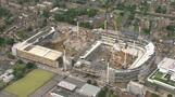 Demolition of old Tottenham stadium stepped up
