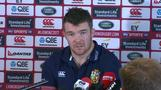 O'Mahony to skipper Lions for first All Blacks test
