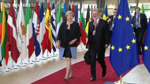 UK to protect EU civil rights post Brexit - May
