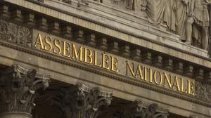 French parliament opens as test looms for Macron