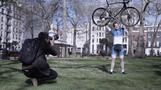 Around the world in 80 days... on a bicycle