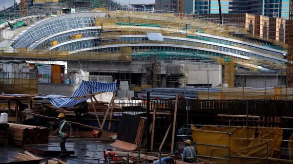 Chinese law to be enforced in Hong Kong station