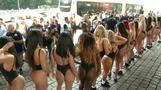 ブラジルで「ミスお尻」コンテスト開催、今年で6年目(8日)