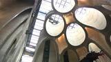 Cape Town grain silo turned into Africa's largest art museum
