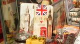 UK gets record tourists; record goods deficit too