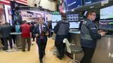 Earnings drive Wall Street rally