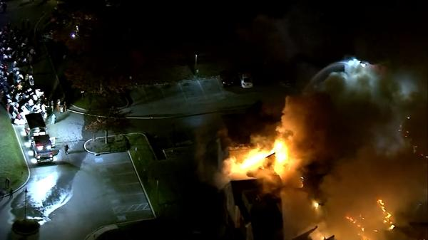 Multiple injuries in PA. nursing home fire