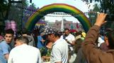 Gay pride fills Buenos Aires streets