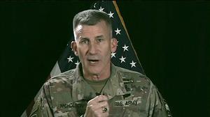 U.S., Afghan forces strike Taliban opium factories