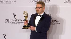 Stars hit the red carpet for International Emmy Awards