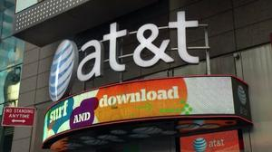 U.S. sues to stop AT&T - Time Warner deal