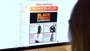 Online Black Friday sales top $1.52 billion, less in-store frenzy