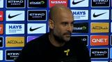 Silva fit and will play in derby, says Guardiola