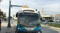 U.S. cautious on electric buses
