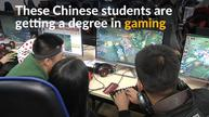 China's craze for e-sports paves way for gaming college degrees