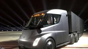 Tesla's big rigs get biggest public order from PepsiCo