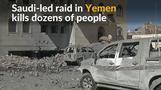 Saudi-led strike kills at least 39 people in Yemen