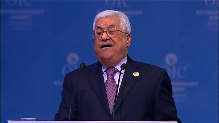Palestinian leader says Trump's 'crime' over Jerusalem precludes U.S. peace role