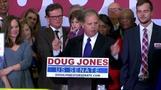 米上院補選で民主党候補が勝利、トランプ政権に打撃(字幕・13日)