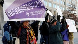 FCC repeals landmark internet rules