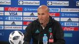 Real Madrid focused on trophy - Zidane