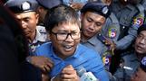 Myanmar prosecutor seeks charges against Reuters reporters