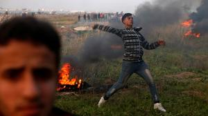 Flare-up tests Hamas effort to keep Gaza on low boil