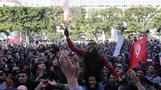 Violent protests return to Tunisia