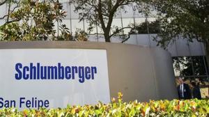 Schlumberger's revenue spurts higher