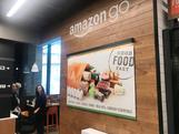 万引きの心配無用、米アマゾンがレジのない食料品店を開店(字幕・20日)