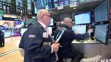 Wall St ends brutal week on upbeat note