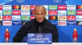 City feel at home in Champions League, says Kompany