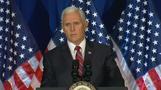 Trump will make school safety top priority: Pence