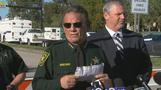Sheriff's office received 20 calls about Florida shooting suspect