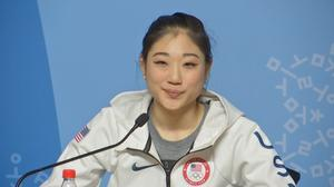 'No guts, no glory': U.S. figure skater Nagasu on executing a triple axel