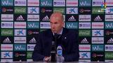 Zidane praises Asensio and Vazquez for their 'dirty' work