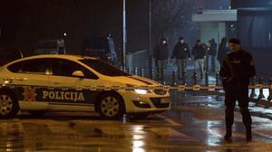 'Hand grenade' thrown at U.S. embassy in Montenegro