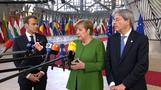 Merkel: Wir haben heute einen entscheidenden Fortschritt gemacht