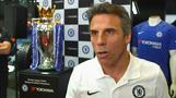 Former Chelsea star Zola says problems at the club