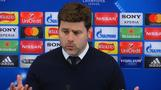 Pochettino proud of Spurs players despite Champions League exit