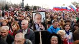Putin wants big turnout to legitimize election