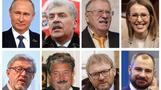 Voting gets underway in Russia's election