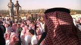 Thousands flock to vehicle auction of Saudi tycoon