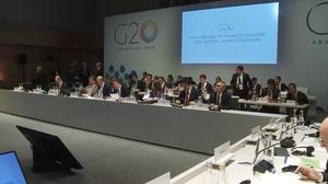 G20 weighed down by free trade negotiations