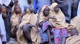 Boko Haram frees scores of abducted Nigerian schoolgirls after month in captivity
