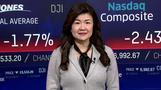 NY株大幅続落、貿易戦争への懸念で(23日)