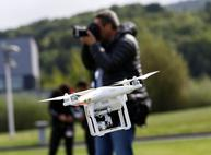 Breakingviews TV: Soaring drones