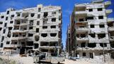 Gunfire blocks Douma chemical inspectors