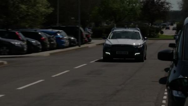 Driverless car fleet plans London to Oxford run